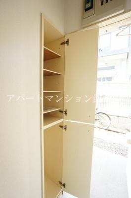 【収納】ベルピア北松戸
