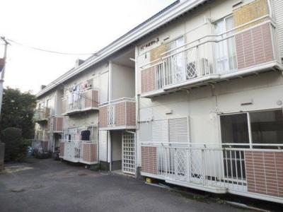 南武線・小田急線「登戸」駅より徒歩11分!2沿線利用可で通勤通学にも便利な2階建てアパートです!