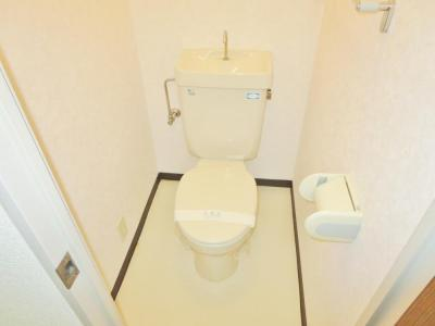【トイレ】須賀OKハウス