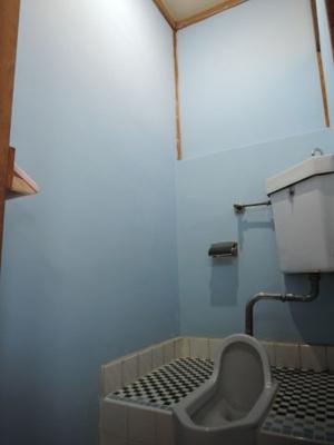 【トイレ】マルイ荘