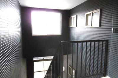 2階の共用部分