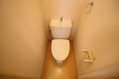 【トイレ】クレールモエ