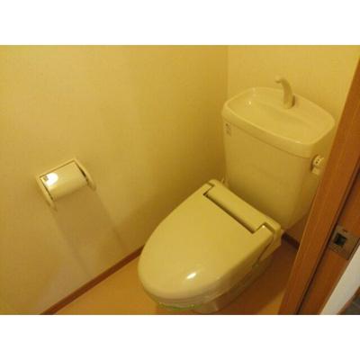 ファンデフォートのトイレ