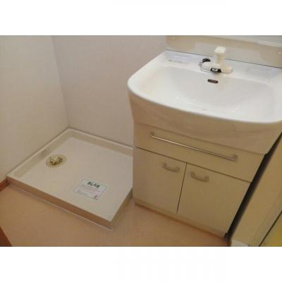 ファンデフォートの洗面台