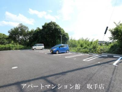 【駐車場】メゾン・フィエールⅡ