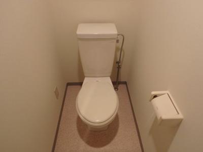 【トイレ】カサデルチルコ