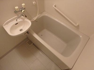 【浴室】カサデルチルコ