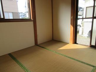 【寝室】吉田貸住宅