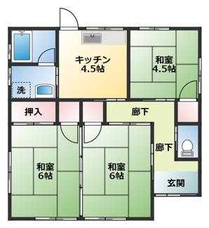 吉田貸住宅