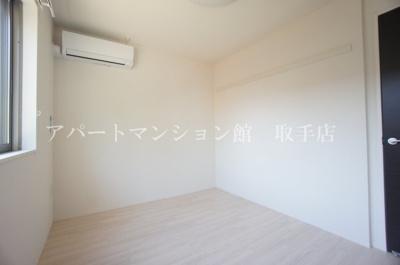 【寝室】ビセスティーレ