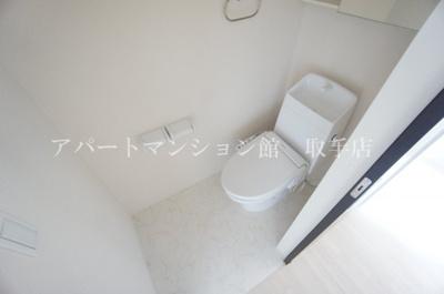 【トイレ】ビセスティーレ