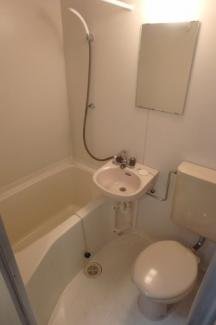 【浴室】セントラルハイム