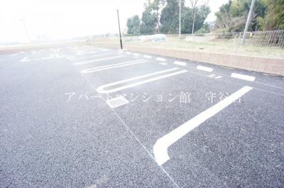 【駐車場】ビレッジヒルⅦ