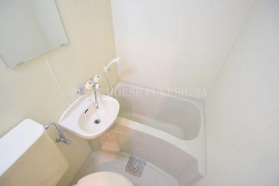 【浴室】アクエルド大淀