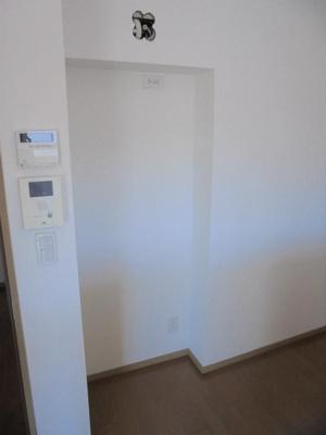 キッチン 冷蔵庫スペース
