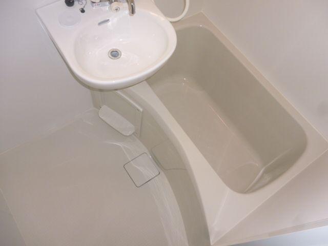 【浴室】メルローズ八雲