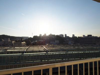 7階部分の眺望です。