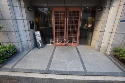 【エントランス】グラーサ東京イースト