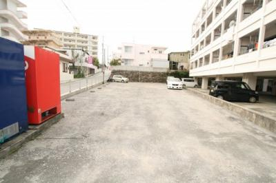 【外観】ジョイラック駐車場