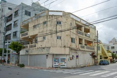 【外観】めおと橋スーパーアパート