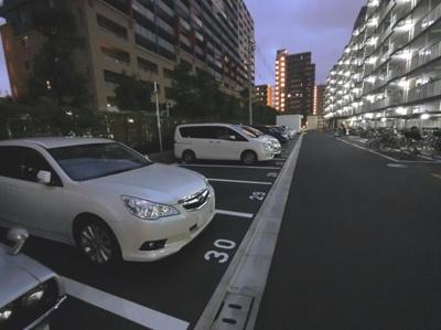 【駐車場】川崎セントラルコーポ