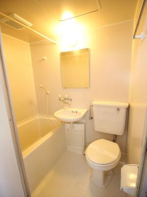 【浴室】オリエントハイツ№3