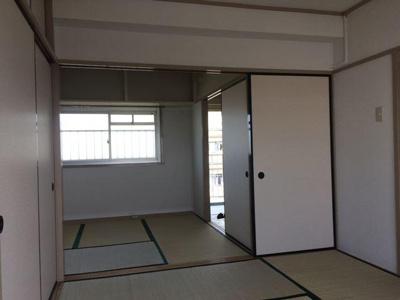 洋室に改装します。