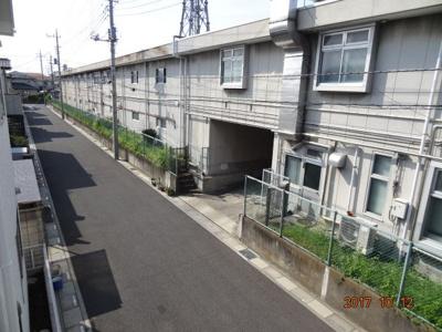 【展望】さいたま市北区吉野町1丁目 現地見学会新築2棟・南道路