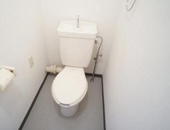 【トイレ】レヴェ北田辺