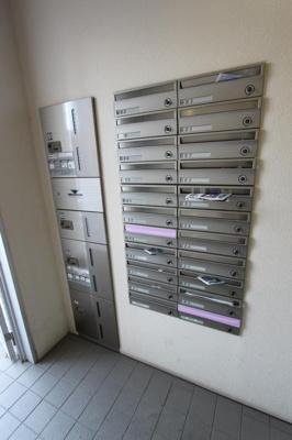 メールBOX・宅配ボックス