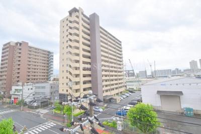【庭】レジデンス福島