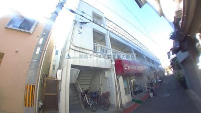 【エントランス】桜マンション