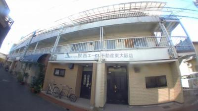 【外観】桜マンション