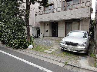 【駐車場】松江駐車場(バイク置き場)