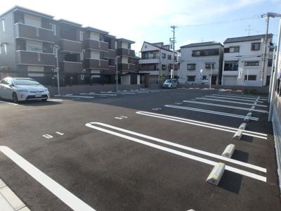 【駐車場】おばつじアイビーコートA棟