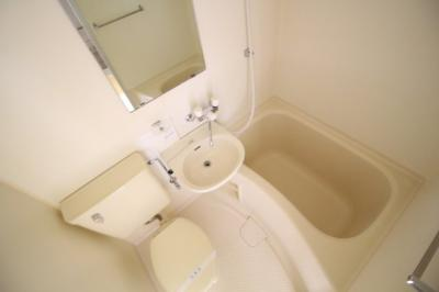 【浴室】藤井ハウス