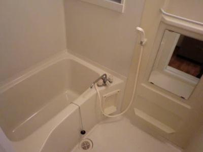 クレール稲毛のお風呂