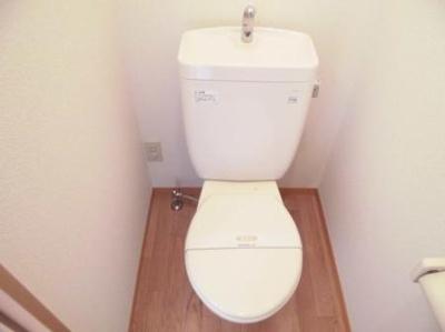 クレアールAのトイレ