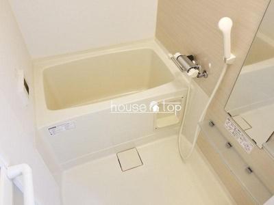 【浴室】ラフィネ小松B棟