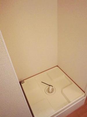 室内洗濯機置場※家電は付きません