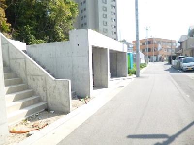 【前面道路含む現地写真】舞子台2丁目A号地