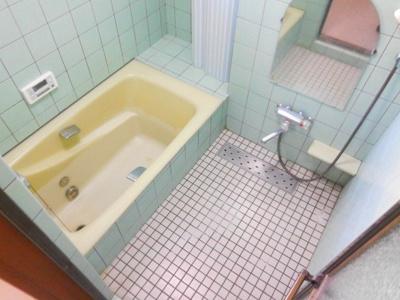 【浴室】西冠1丁目貸家
