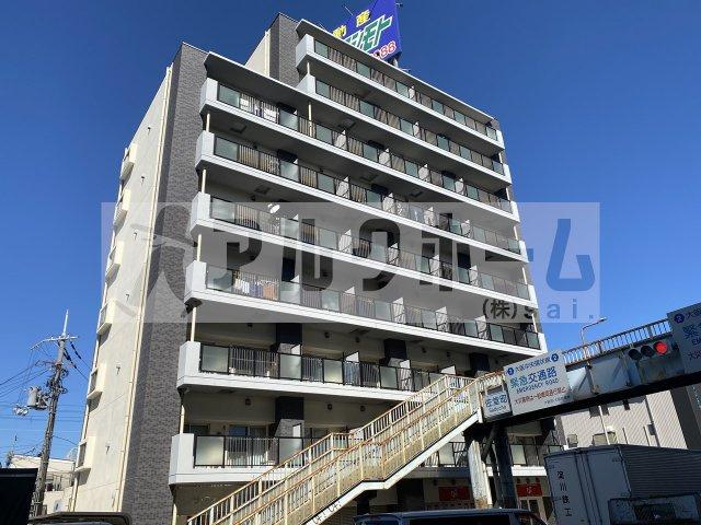 八尾市 久宝寺口駅 オートロック付