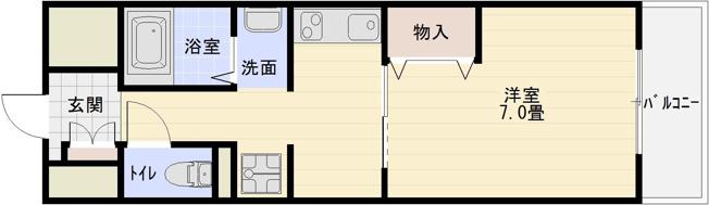久宝寺口駅 賃貸マンション