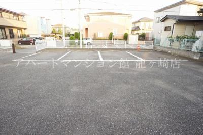 【駐車場】ボヌール リベルテA