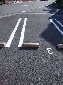 【駐車場】ルーチェ