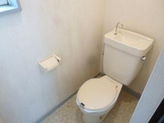 【トイレ】モンパレス安中第五2号館