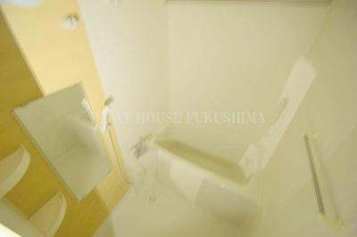 【浴室】セレブコート梅田