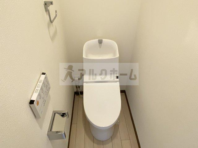 ラ・フォーレ久宝園 お手洗い