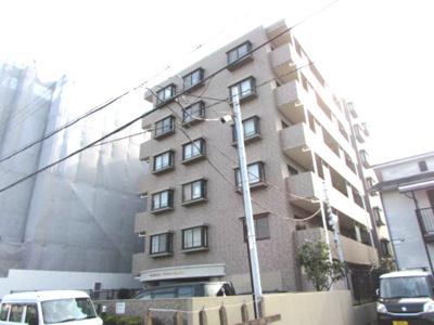 【外観】ライオンズマンション片瀬江ノ島第2